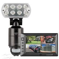 Gcamwfm Esp Guardcam Wireless Security Led Floodlight Cctv Camera