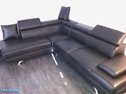 canap lit simili cuir canapé chesterfield simili cuir luxe le bon coin salon cuir 10 avec