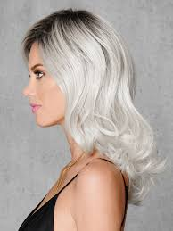 hairdo wigs whiteout by hairdo colored wig wigs the wig experts