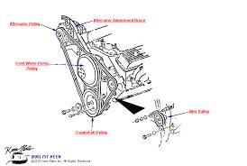 keen corvette 1963 corvette pulleys parts parts accessories for corvettes