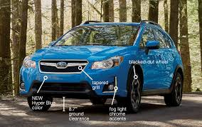 subaru drive vehicle spotlight shared vision u2013 2016 crosstrek