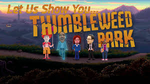 Tumbleweed Park Map Let Us Show You Thimbleweed Park Review Constantly