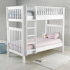 Classic Convertible Bunk Bed Beds The White Company UK - White bunk beds uk