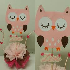 owl centerpieces adrianas creations adrianascreations ep instagram photos