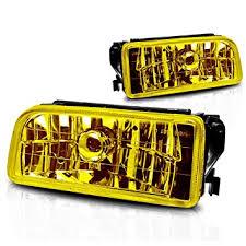 bmw e36 fog light bracket amazon com 92 98 bmw e36 m3 oem fog lights yellow automotive