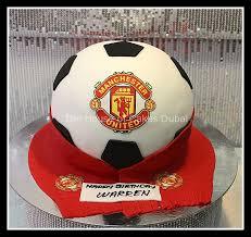 manchester united cake 5
