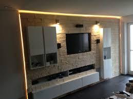 steinwand wohnzimmer montage 2 haus renovierung mit modernem innenarchitektur tolles steinwand