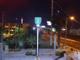 Solar Power Traffic Lights by Las Vegas Gets U201ckinetic Tiles U201d That Power Lights With Foot Traffic