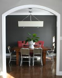my dining room behr gray and walls