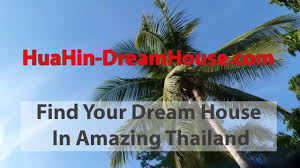 house for sale hua hin and more in thailand youtube