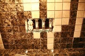 Outlet Covers For Glass Tile Backsplash by How To Custom Design And Install A Nerdy Granite Tile Backsplash