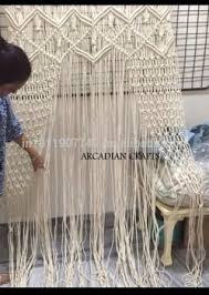 beautiful macrame lace curtains view macrame lace curtains