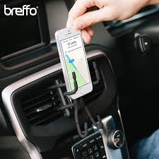 breffo spiderpodium flexible grip universal car holder u0026 desk