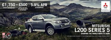 mitsubishi cars new mitsubishi l200 cars for sale at rawlinson group
