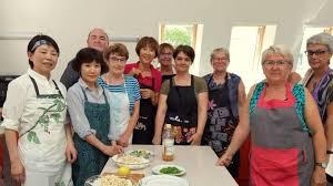 cours de cuisine loir et cher deux japonaises à l atelier cuisine