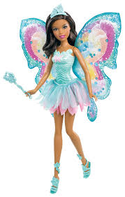 amazon com barbie nikki fairy doll toys u0026 games