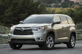 toyota suv deals suv deals march 2015 autotrader