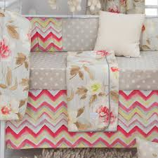 Victorian Crib Bedding by Glenna Jean Boutique Phoebe 4 Piece Baby Crib Bedding Set Product5