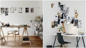 salon bureau un bureau dans le salon
