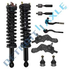 car front suspension new 10pc complete front suspension kit for toyota tacoma all awd