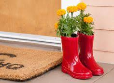7 diy rain boot ideas use old rain boots in the garden and home
