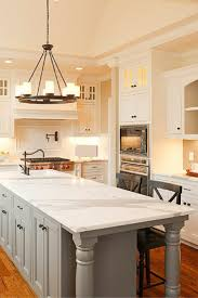kitchen room dark gray kitchen island white kitchen white island