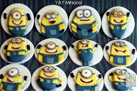 minions cake toppers how to make fondant minions for cakes cupcakes step by step