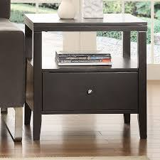 dark wood nightstand ultimate venue