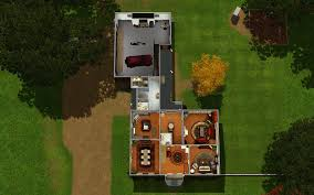 Spelling Manor Floor Plan by Mod The Sims Plainfields A Modern Classic Manor