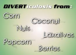 diverticulosis symptoms and foods to avoid with diverticulosis