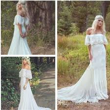 wedding dresses 2011 discount boho country forest wedding dresses 2017 stylish chiffon