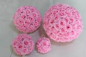 flowers free shipping 30cm flower big flower heads table centerpiece wedding
