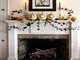 ideas for mantels halloween mantel decorations decorate your car