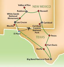 New Mexico national parks images Mayflower tours jpg