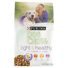 purina light and healthy purina dog chow dry dog food light healthy w chicken 4 lb