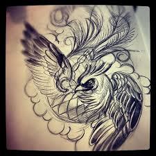 tattoofinder com sun drenched phoenix tattoo design by ray
