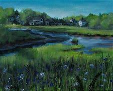 Cape Cod Artwork - cape cod painting ebay