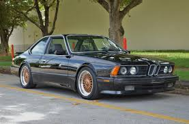 Bmw 318i 1985 1988 Bmw M6 E24 Sharknose Real Muscle Exotic U0026 Classic Cars