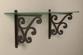 hanging decorative shelf brackets home decorations