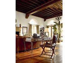 Hemingway Desk Safari Writing Desk Living Room Furniture Thomasville Furniture
