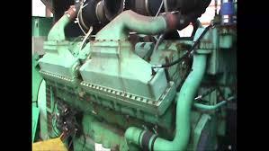 cummins qsk60 2000kw generator set load test youtube