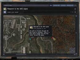 The Forest Game Map Respond To The Sos Signal Red Forest S T A L K E R Wiki