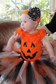 9 Month Halloween Costume Ideas 25 Pumpkin Tutu Ideas Cute Baby Halloween