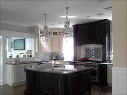 kitchen black ceiling fan lowes over island lighting plug in