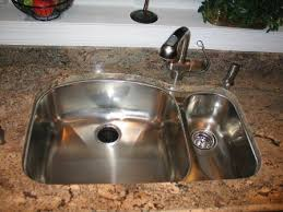 double sinks kitchen double bowl vs single bowl amazing single or double kitchen sink