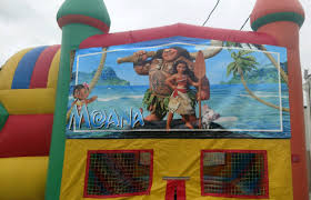 moana bounce house and jumper rentals in orange co
