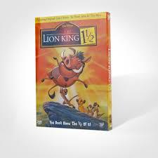 wholesale the lion king 3 disney cartoon movies dvd selling