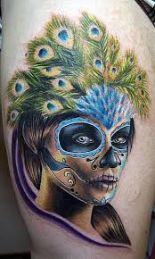 dia de los muertos eye tattoo design fresh 2017 tattoos ideas