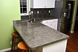 custom made kitchen countertops concrete by formed stone design