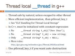 essentials of multithreaded system programming in c
